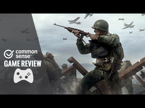 Call Duty: WWII - Game Review