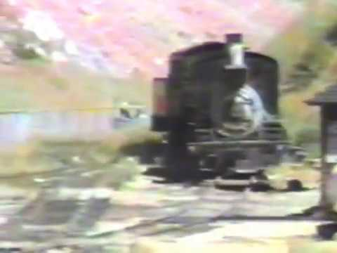 Train vacations 1976 1992s
