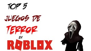 Top 5 Horror Games in Roblox