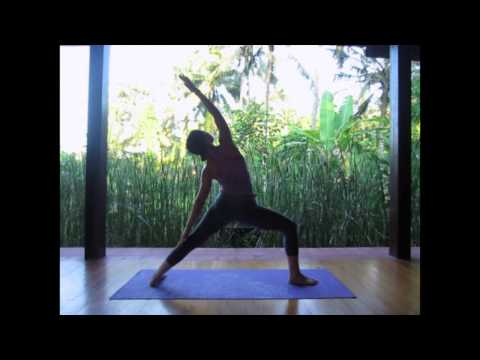 Global Fusion Yoga - Episode 3  - The Jungles of Bali, Indonesia