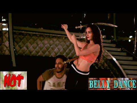 Selfie Queen Nora's Hot Belly Dance Tutorial | Jhalak Dikhhla Jaa Season 9