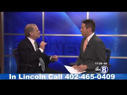 Jeff Martin KLKN TV Interview About Hypnosis in Omaha - Lincoln NE