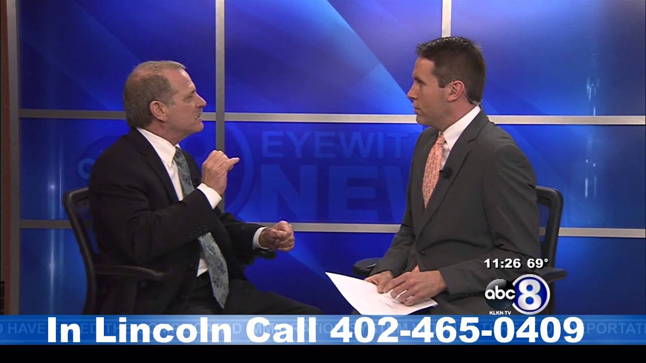 Jeff Martin Klkn Tv Interview About Hypnosis In Omaha