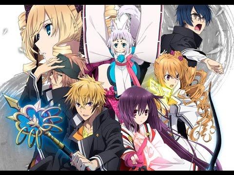 Top 10 Anime Scolastico Magia ITA