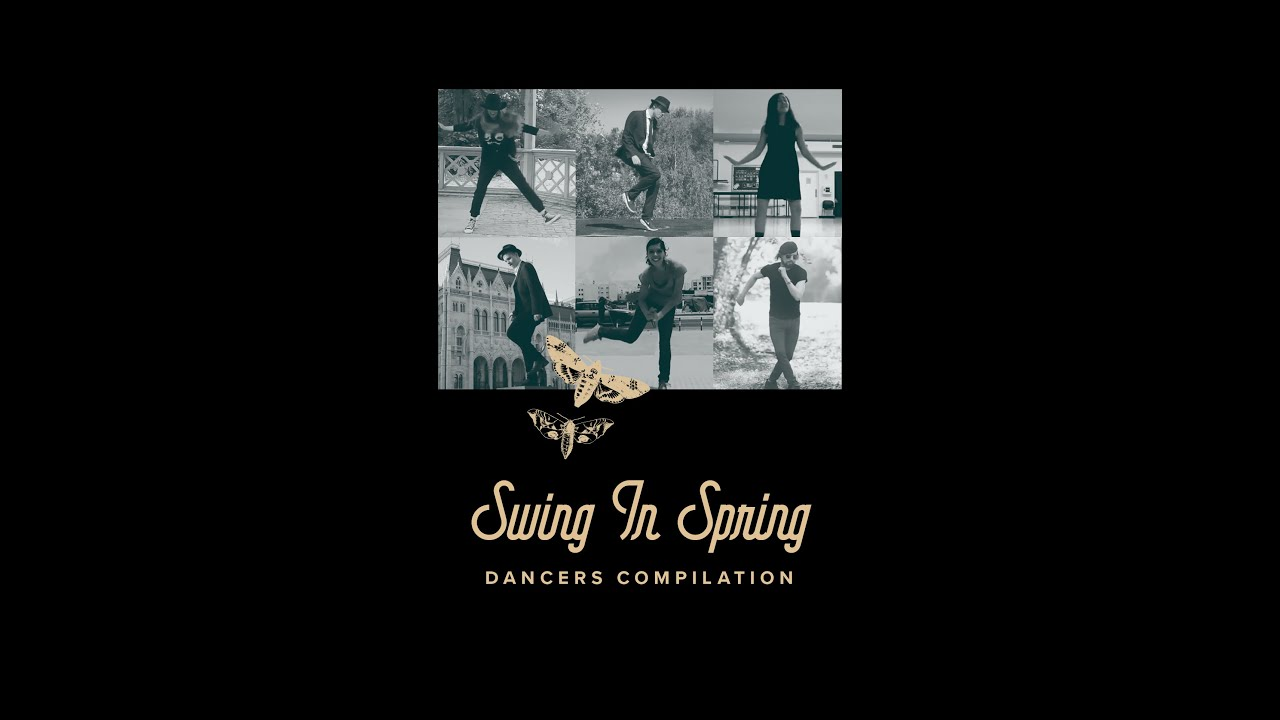 Swing In Spring - Electro Swing Dancers Compilation #shorts