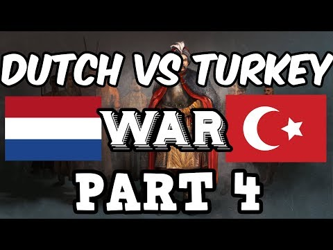 Cossacks 3 - Netherlands VS Turkey WAR - Part 4 |