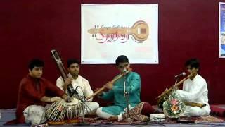 Raag Miya Ki malhar- Vivek Sonar , Indian Classical Flute