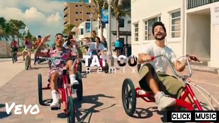 Tattoo Remix - Rauw Alejandro FT Camilo (Video Audio)