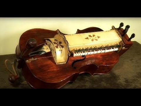"""""""Instruments with Soul"""", Ep. 8 – Hurdy-gurdy"""