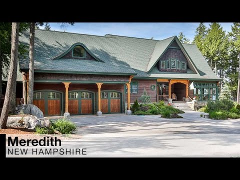 Video Of 102 Veasey Shore Road | Meredith, New Hampshire Waterfront Real Estate & Homes