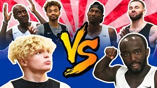 1v1 King of the Court w/ Tray Rush, Tristan Jass, Mani Love and MORE Video