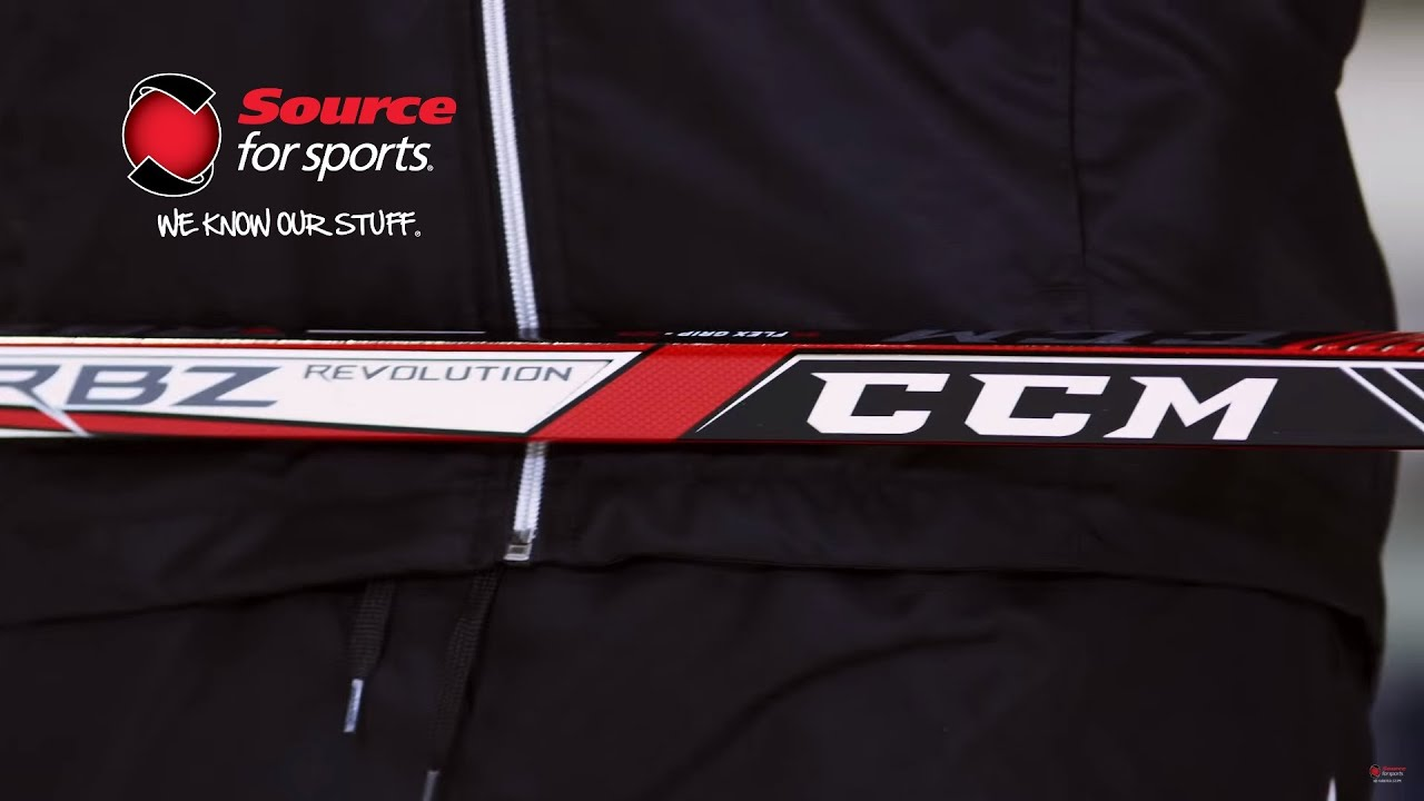 Ccm Rbz Revolution Hockey Stick Source For Sports Youtube