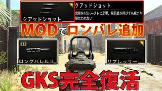 【BO4】『クアッドショット』GKSがヤバすぎる。即着アプデによるロンバレⅡの…