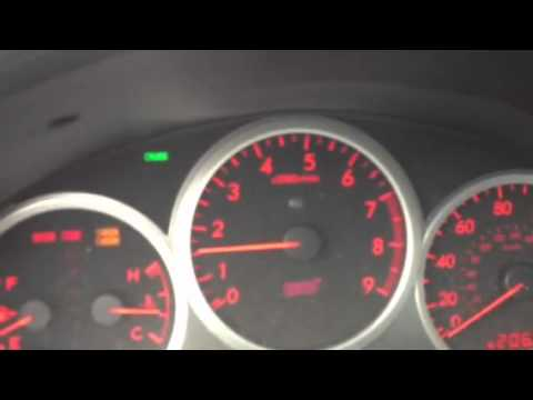 2005 Subaru WRX STi - Stage 2 - 4.5 second 0-60