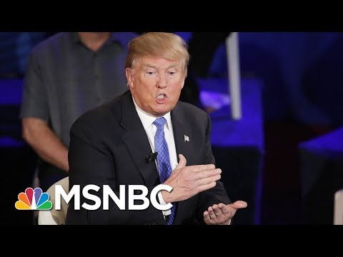 Breaking Down President Donald Trump's Decision To Recognize Jerusalem | Velshi & Ruhle | MSNBC