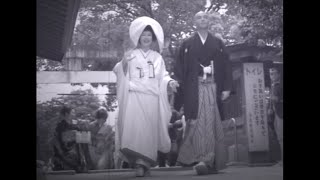 A Traditional Japanese wedding re-edited