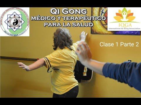 Clase 1 Parte 2 | Qué es Qi Gong - Tipos de energías - Energía Sutil | Chi Kung médico para la salud