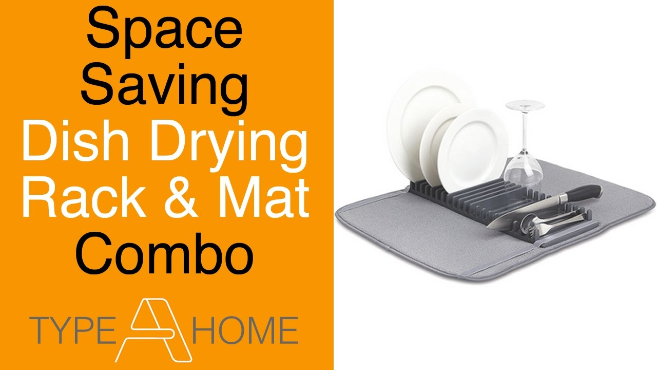 Udry Drying Rack Amp Mat Combo Review Umbra Type A Home