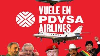 Vuele en Pdvsa Airlines