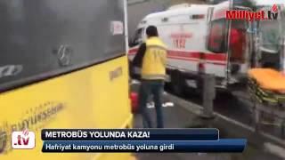 İstanbul Metrobüs Kazası (+18)