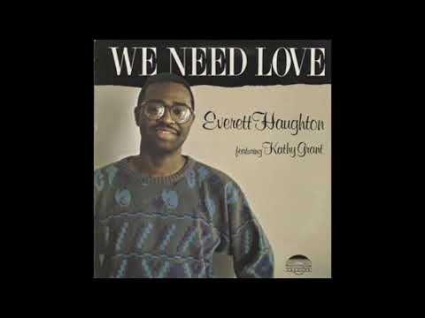 He Can Work It Out - Everett Haughton [1986 Gospel Funk]
