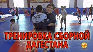 Сборы вольников///тренировка во вторник_14.01.2020