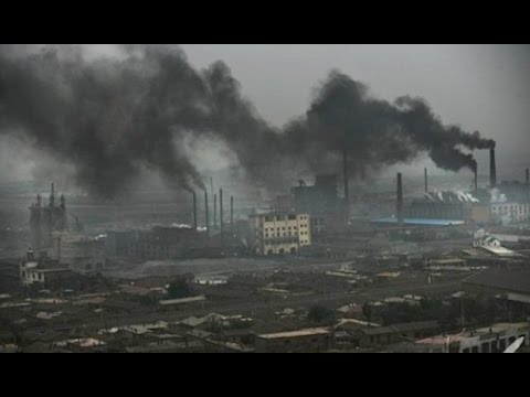 CHINA'S POLLUTION WILL END THE WORLD PROOF!