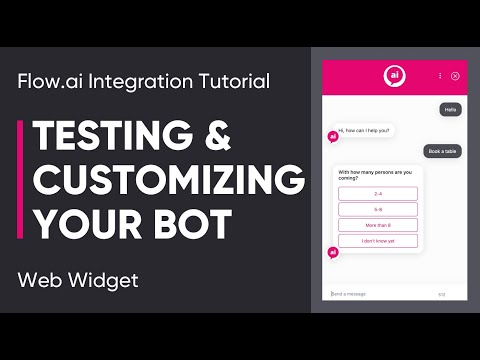 Flow.ai Intermediate Tutorial - Soft Launch Your Bot
