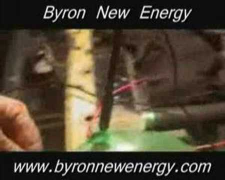 Joe Cell From Byron New Energy