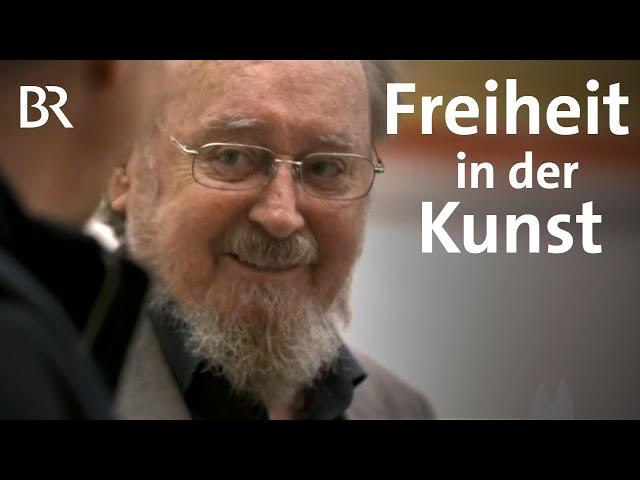 Kunst ist Revolution: Wie K. H. Hödicke die deutsche Malerei neu erfand | Capriccio | BR