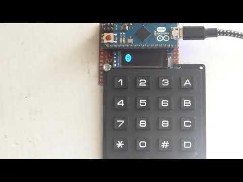 Pixel Art on OLED Display - Arduino Project Hub