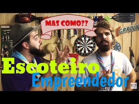 CAMPANHA ESCOTEIRO EMPREENDEDOR - Diário Escoteiro e Escoteiros do Brasil -  Rio Grande do Sul
