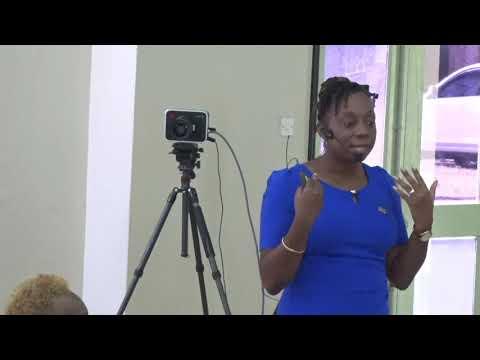 Toni Moore - Industrial Relations in Barbados