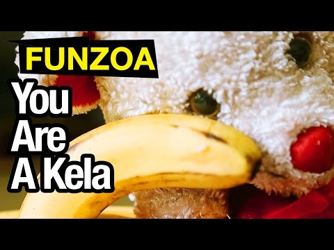 YOU ARE A KELA | Funny Banana Song In Hindi | Funzoa Parody Song | Superb Word Play | Naughty Song