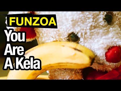 YOU ARE A KELA | Funny Banana Song In Hindi | Funzoa Parody Song | Superb Word Play | Naughty Song