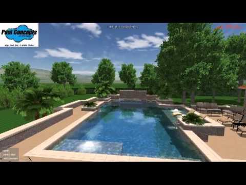 Pool Concepts Bypete Ordaz Inc M Family Custom Swimming San Antonio