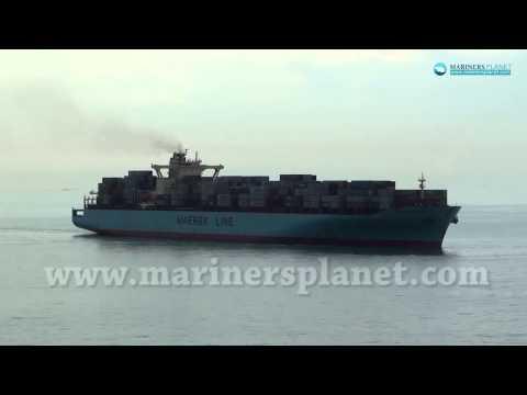 SEALAND WASHINGTON CARGO SHIP FOR MERCHANT NAVY