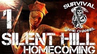 Прохождение Silent Hill: Homecoming — Часть 1: Госпиталь