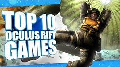 Top 10 Best Oculus Rift S Games That Are Worth Buying!