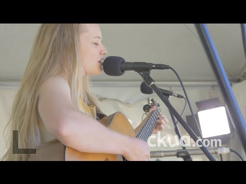 """The Weather Station """"Thirty"""" live at the Calgary Folk Music Festival"""