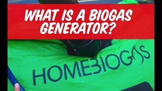 What is a Biogas Digester? The INCREDIBLE HomeBiogas 2.0 with Matt Powers