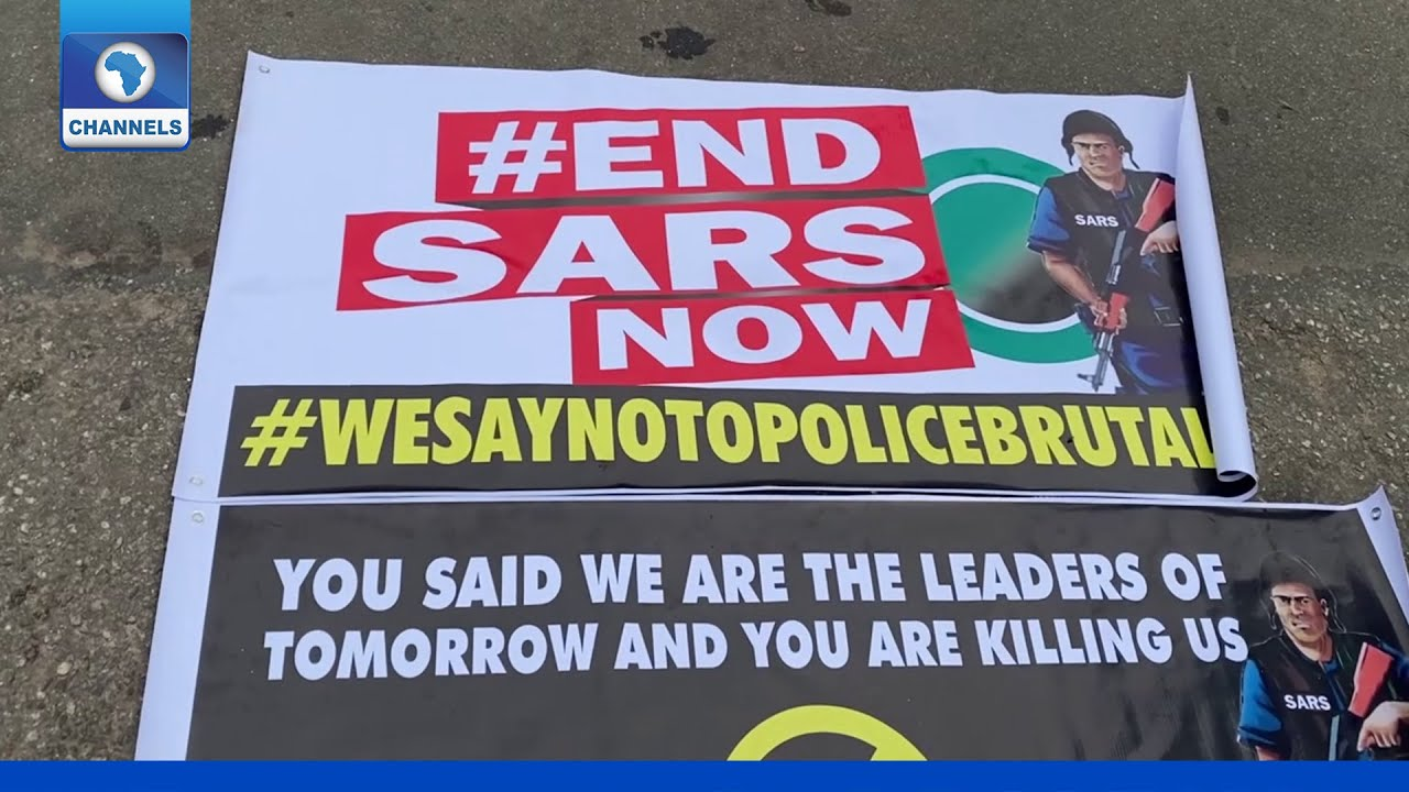Download #ENDSARS Protest Memorial: Looking Back To Events Of One Year Ago