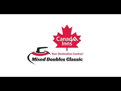World Curling Tour, Canad Inns Mixed Doubles Classic 2018, Day 1, Match 2
