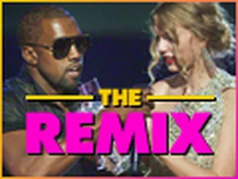 Kanye West VMA 2009 Remix