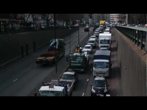 'Perfect storm' - Air pollution in London in 2012