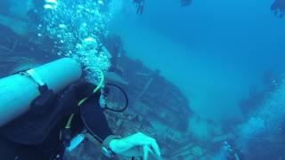 Cayman 2017 Ship Wreck