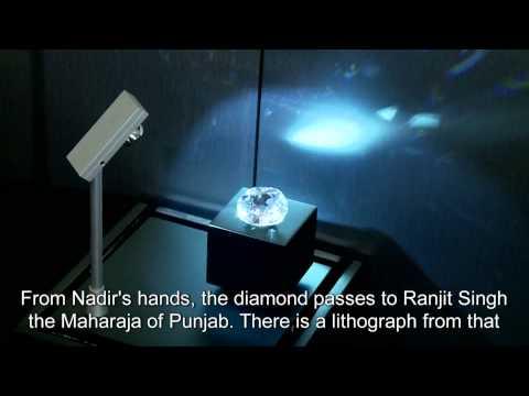 Famous Diamonds - Koh-i-Noor and the Regent Diamond