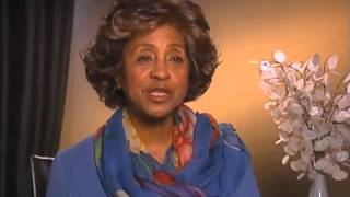 Marla Gibbs discusses becoming a regular on