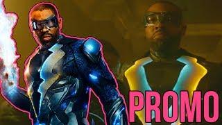 Tobias Whale Revealed!!! Black Lightning 1x01 Promo Trailer Breakdown -