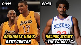 He Was the NBA's 2nd Best Center | What Happened to Andrew Bynum's NBA Career?